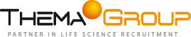 logo of Thema Group - Partner in Life Science Recruitment