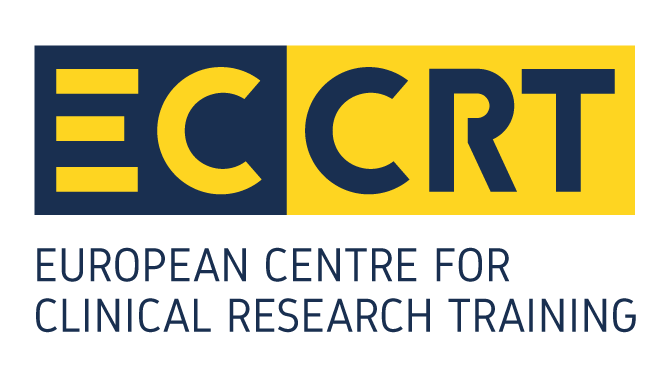 European Centre for Clinical Research Training logo